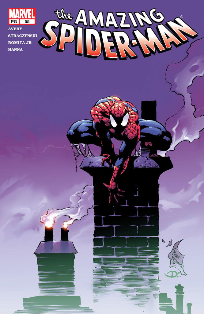 AMAZING SPIDER-MAN (1999-2013) #55