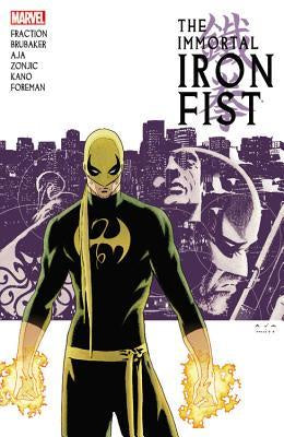 THE IMMORTAL IRON FIST: THE COMPLETE COLLECTION