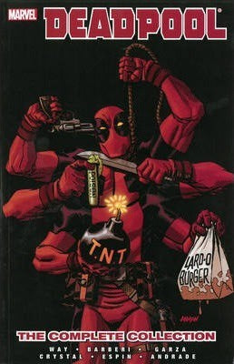 DEADPOOL: THE DANIEL WAY  COLLECTION VOL.4