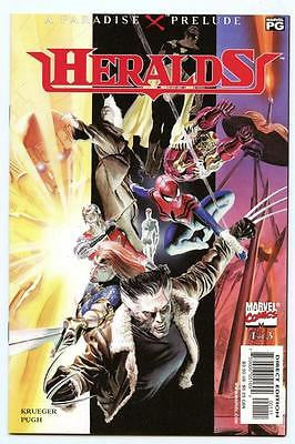 PARADISE X: HERALDS (2002) #1 OF 3