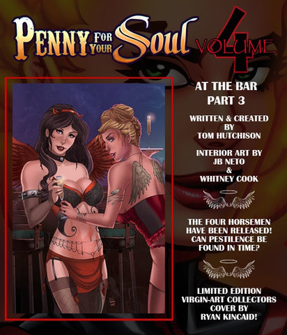 PENNY FOR YOUR SOUL VOL.4 #3 RYAN KINCAID VARIANT