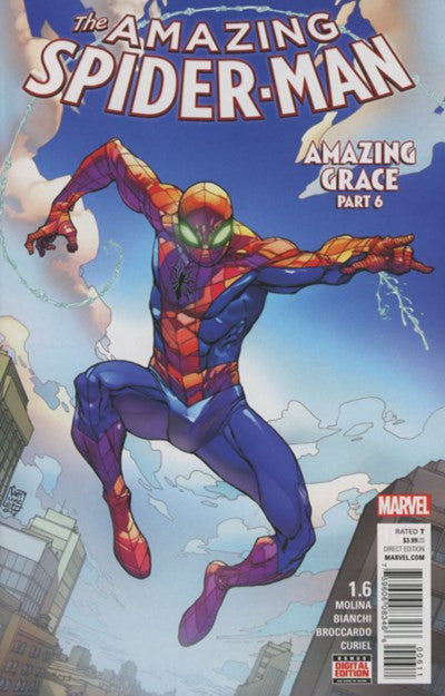THE AMAZING SPIDER-MAN #1.6