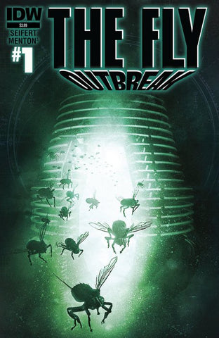 FLY, THE: OUTBREAK #1