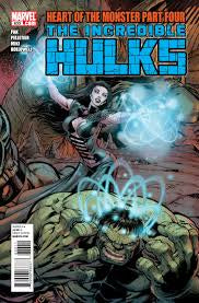 THE INCREDIBLE HULK #633