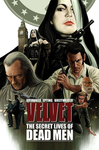VELVET VOL.2 - THE SECRET LIVES OF DEAD MEN