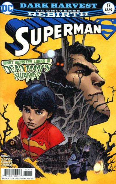 SUPERMAN #17 (REBIRTH)