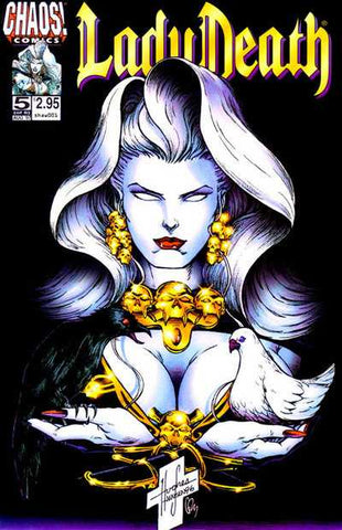 LADY DEATH: THE CRUCIBLE #5