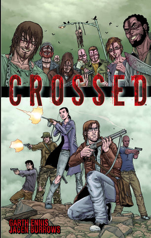 CROSSED VOL.1