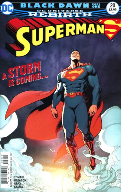 SUPERMAN #20 (REBIRTH))