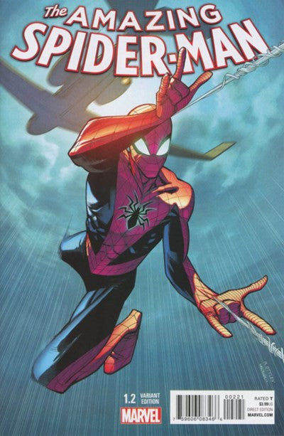 THE AMAZING SPIDER-MAN #1.2 VARIANT