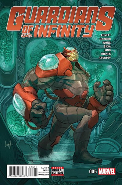GUARDIANS OF INFINITY #5