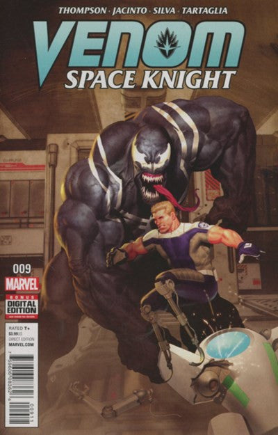 VENOM: SPACE KNIGHT #9 (2016)