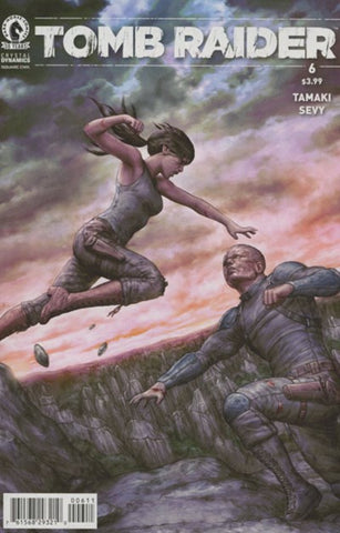 TOMB RAIDER #6  VOLUME 2