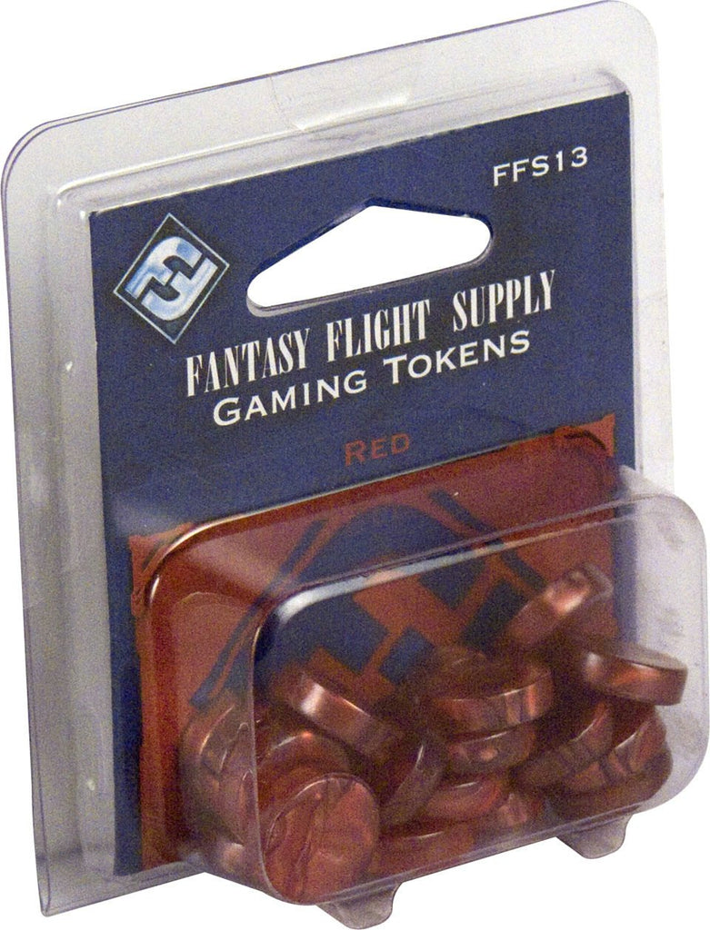 Red Gaming Tokens