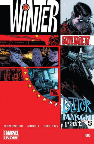 WINTER SOLDIER: THE BITTER MARCH #5