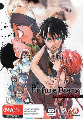 THE FUTURE DIARY PART 2 - DVD