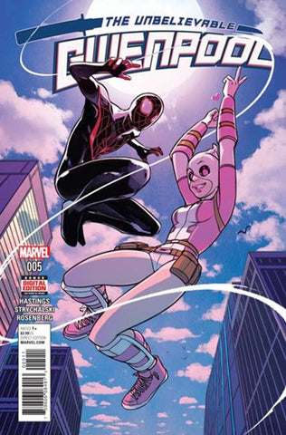 THE UNBELIEVABLE GWENPOOL #5