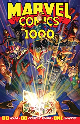 MARVEL COMICS #1000 (2019)