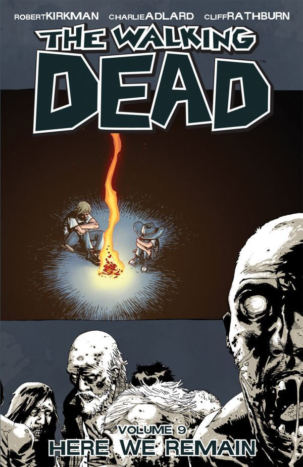 THE WALKING DEAD VOL. 9 - HERE WE REMAIN
