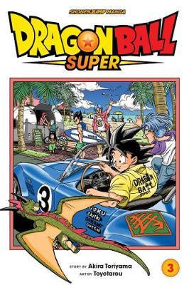 DRAGON BALL SUPER VOL.3