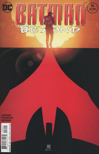 BATMAN BEYOND #16 (2016)