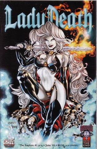 LADY DEATH: THE RAPTURE #1 (OF 4)
