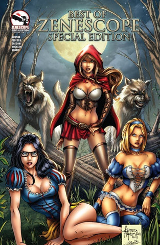 THE BEST OF ZENESCOPE SPECIAL EDITION
