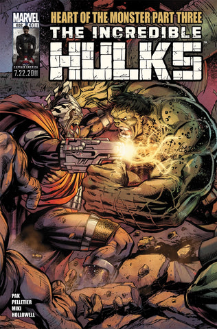 THE INCREDIBLE HULK #632