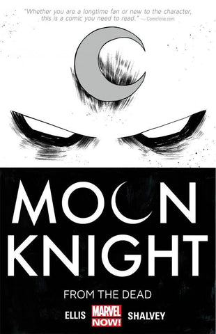 MOON KNIGHT VOL.1 - FROM THE DEAD (2013)