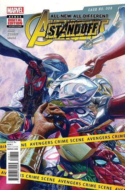 ALL-NEW ALL-DIFFERENT AVENGERS #8