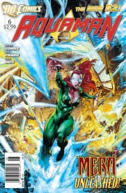 AQUAMAN #6 (THE NEW 52)