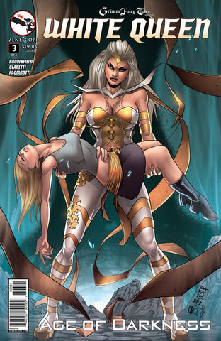 GRIMM FAIRY TALES PRESENTS: WHITE QUEEN #3 VARIANT