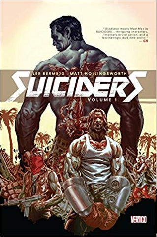 SUICIDERS VOL.1 HC