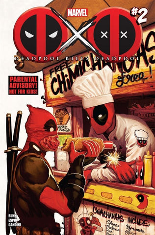 DEADPOOL KILLS DEADPOOL #2 (2013)