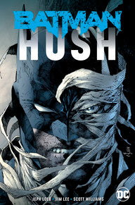 BATMAN HUSH (NEW PRINTING) TPB