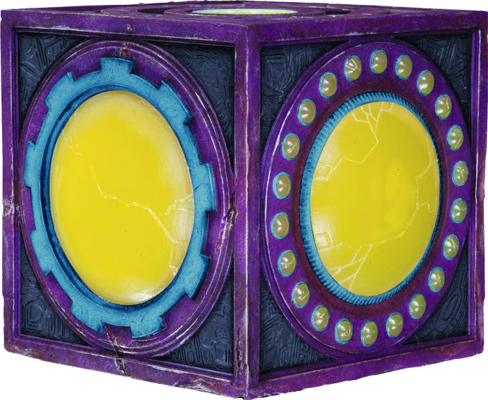 DC Comics - Mother Box Prop Replica