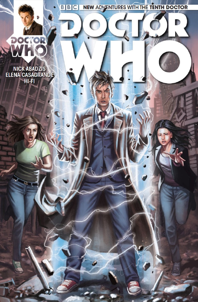 DOCTOR WHO: THE TENTH DOCTOR #13