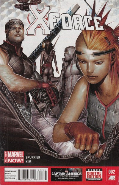 X-FORCE #2 VOLUME 4