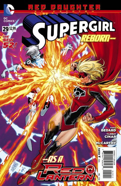 SUPERGIRL #29 VOLUME 6