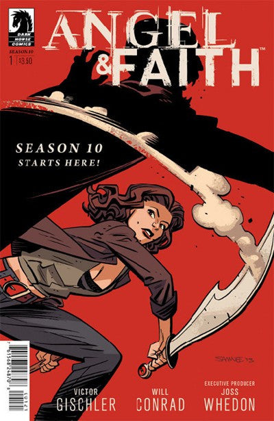 ANGEL & FAITH SEASON 10 #1 VARIANT