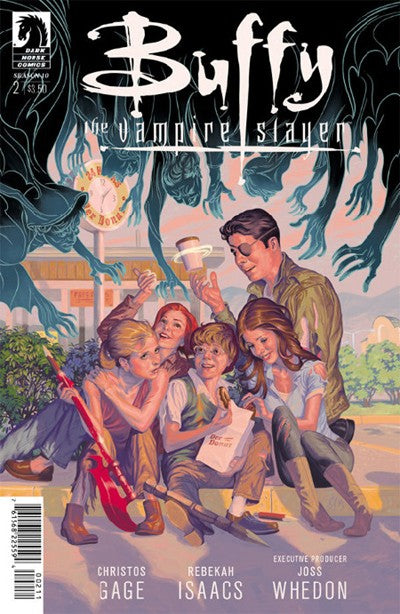 BUFFY THE VAMPIRE SLAYER SEASON 10 #2