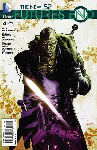NEW 52, THE: FUTURES END #4