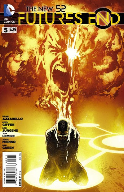 NEW 52, THE: FUTURES END #5