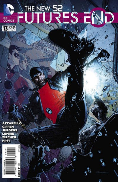 NEW 52, THE: FUTURES END #13