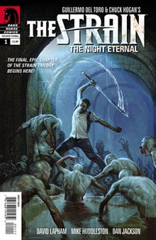 THE STRAIN: NIGHT ETERNAL (2014) BUNDLE