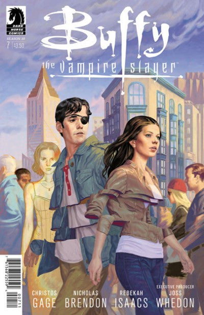 BUFFY THE VAMPIRE SLAYER SEASON 10 #7