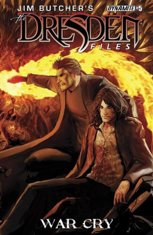 JIM BUTCHER'S THE DRESDEN FILES: WAR CRY #5