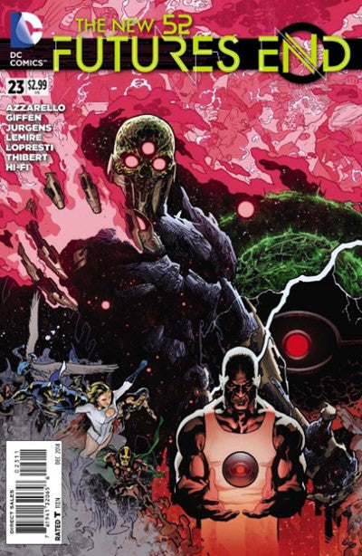 FUTURES END #23
