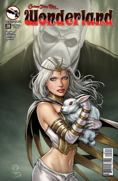 GRIMM FAIRY TALES PRESENTS WONDERLAND #28
