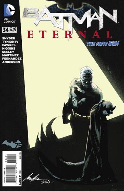 BATMAN ETERNAL #34